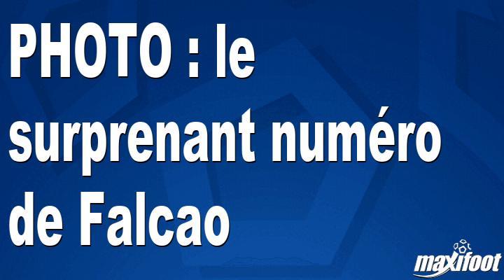 BUZZ : le surprenant numéro de Falcao